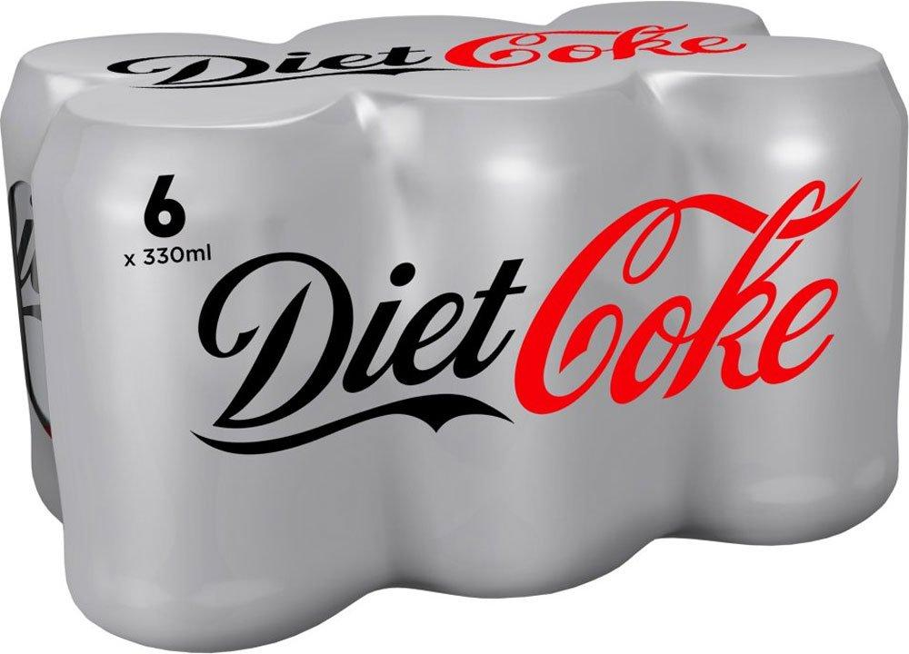 Diet Coke 6 x 330ml