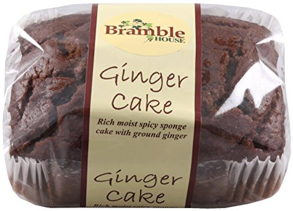 Bramble Foods Ginger Loaf Cake 39g