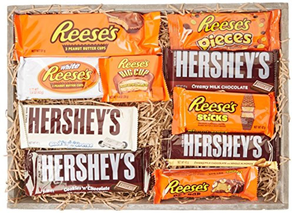 Blueberry Group Reeses Vs Hersheys Crate