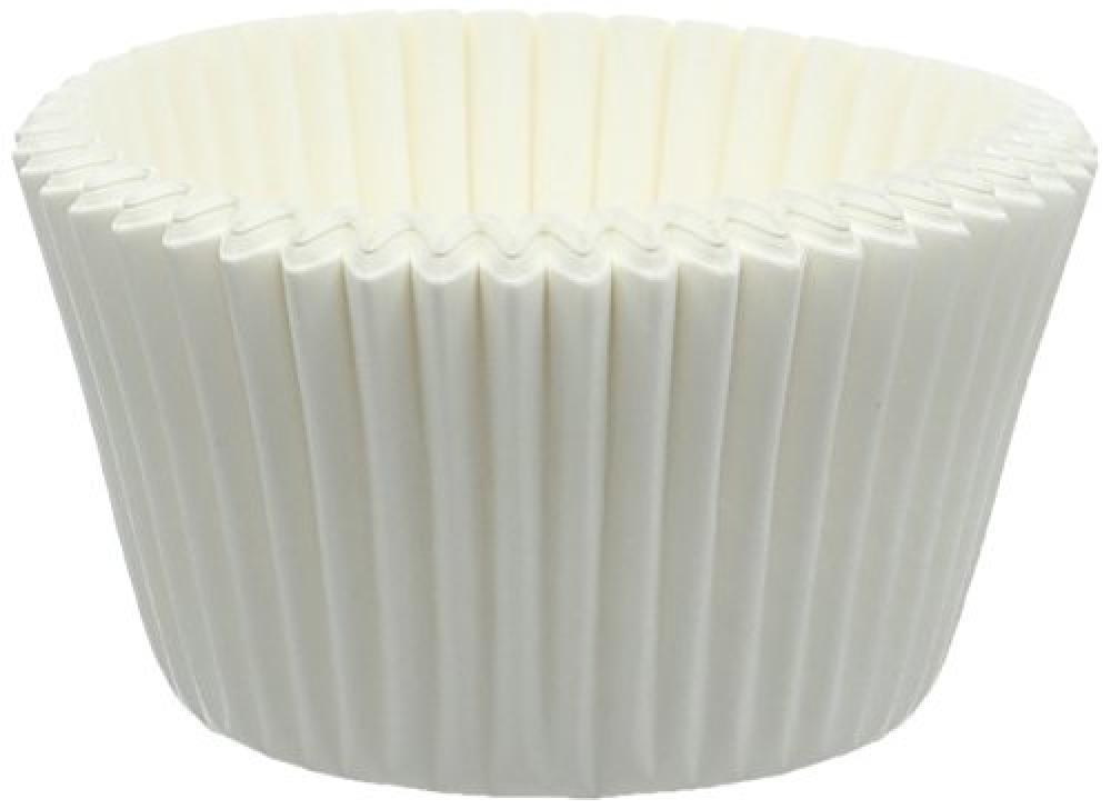 Dr Oetker 75 White Muffin Cases