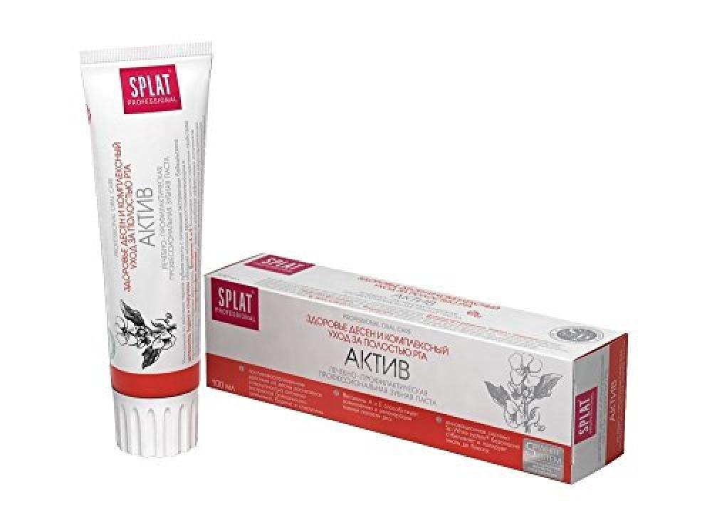 Splat Strengthening Toothpaste Active 100 ml