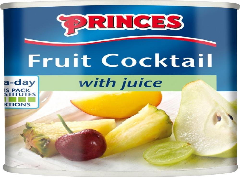 Princes Fruit Cocktail with Juice 220g