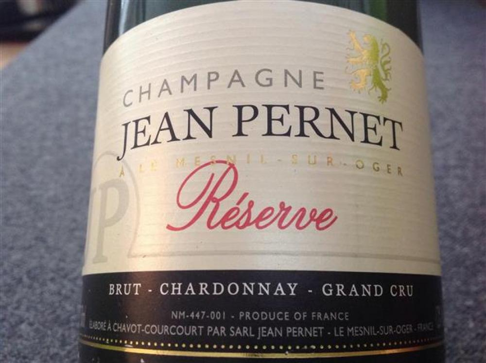 Jean Pernet Reserve Brut Champagne 3L