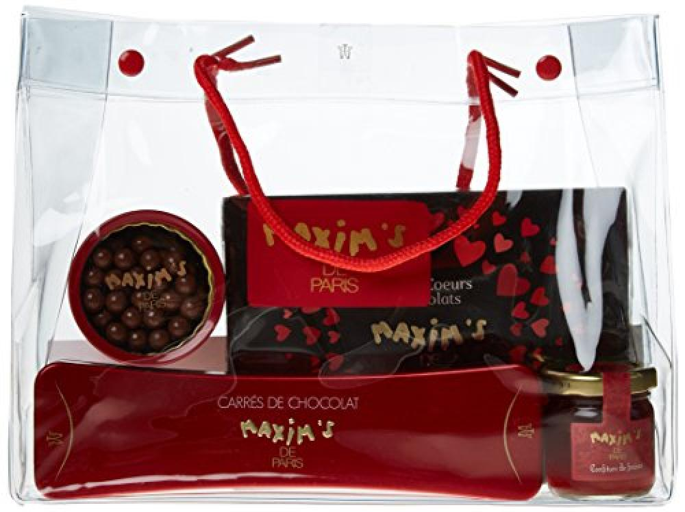 Maxims de Paris I Love You Gift Bag 212g