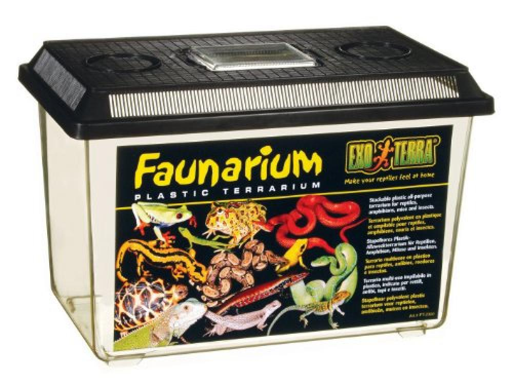 Exo Terra PT2265 Standard Faunarium Large