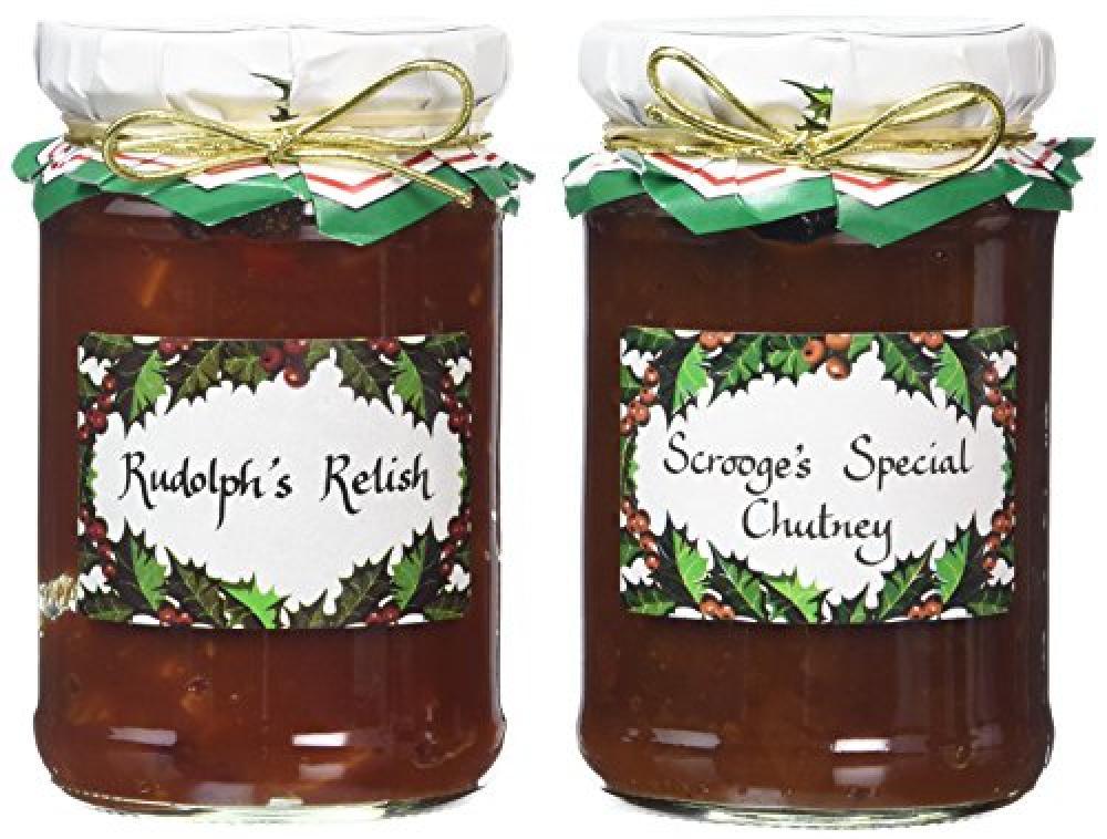 Butlers Grove Santas Special Chutney Rudolphs Relish 2x 300 g