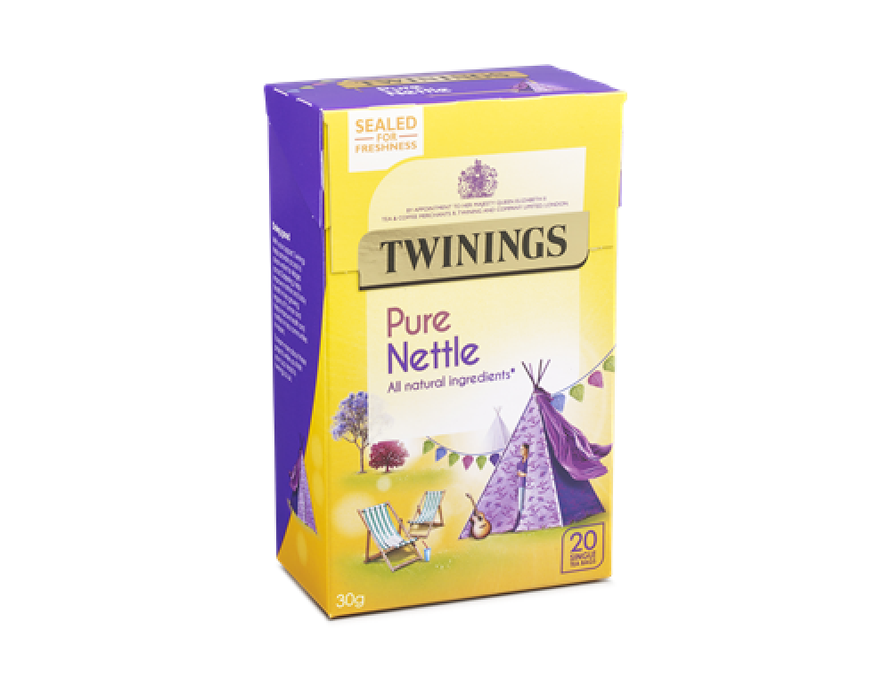 Twinings Pure Nettle 20 Single Tea Bags