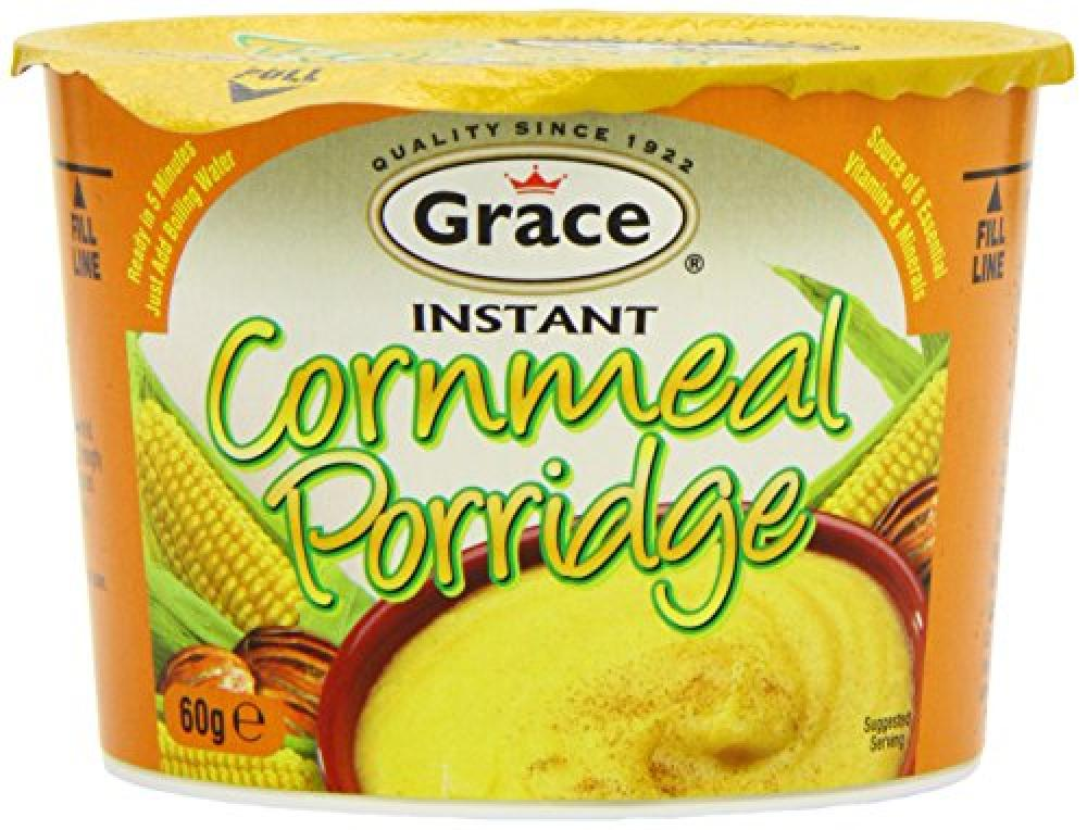 Grace Instant Cornmeal Porridge 60 g
