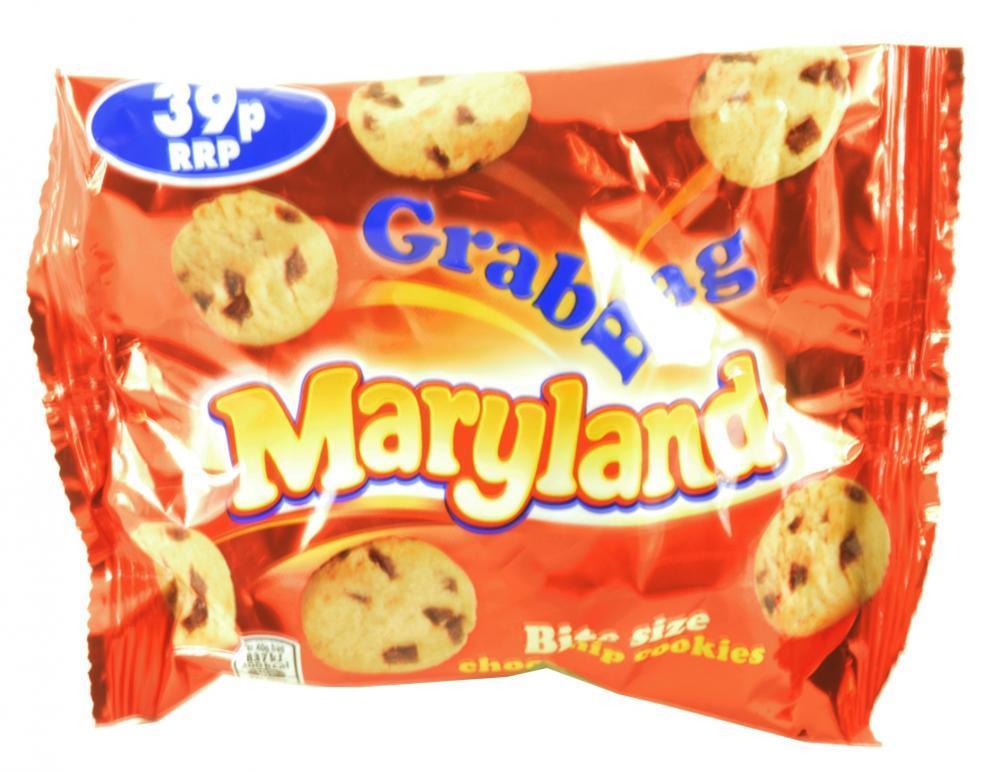 Maryland Mini Choc Chip Cookies 40g