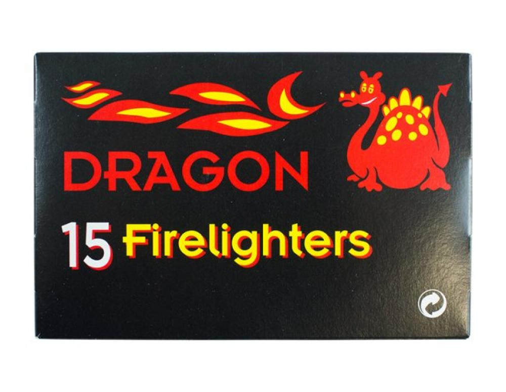 Dragon Firelighters 15 Pack