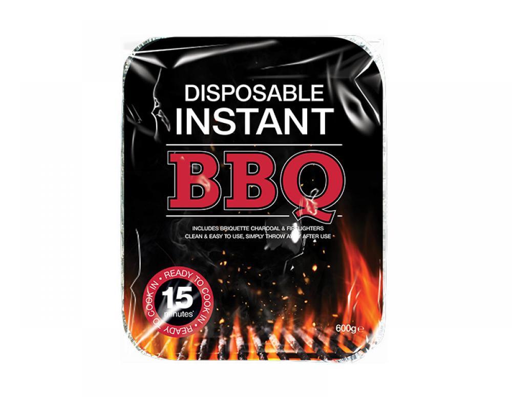Summer Essentials Disposable BBQ