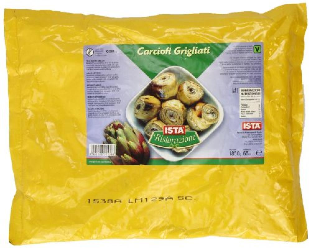 Ista Ista Grilled Artichokes 1.85 Kg