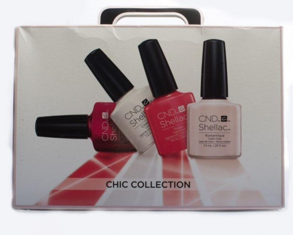 CND Chic Collection Trial kit Starter pack