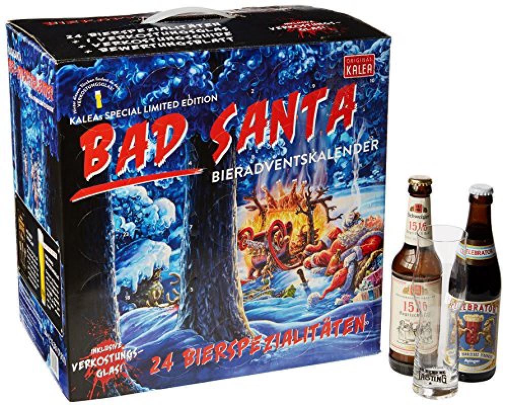 BeerAdvent Calendar Bad Santa Ale
