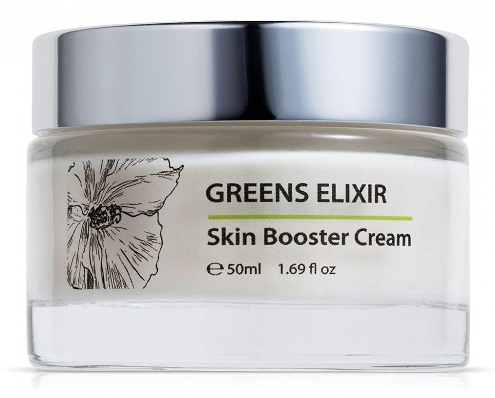 Green Keratin GREENS ELIXIR Moisture Booster Cream 50ml