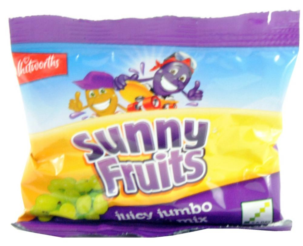 Whitworths Sunny Fruits Juicy Jumbo Raisin Mix 25g