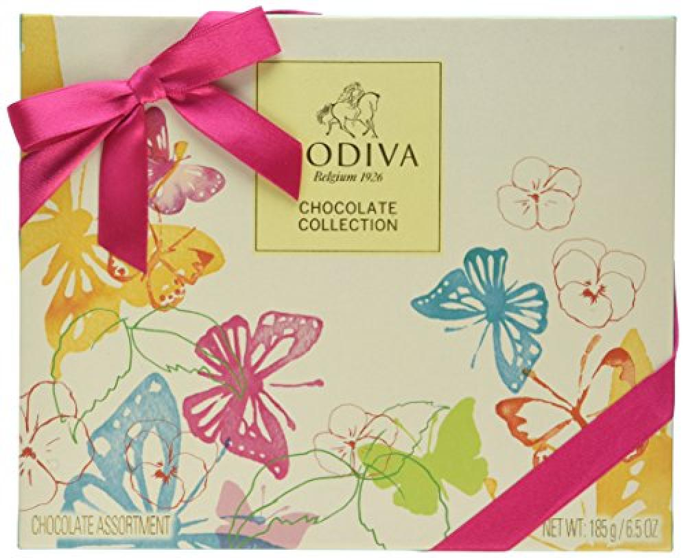 Godiva Spring 2017 16 Piece Chocolate and Truffle Gift Box