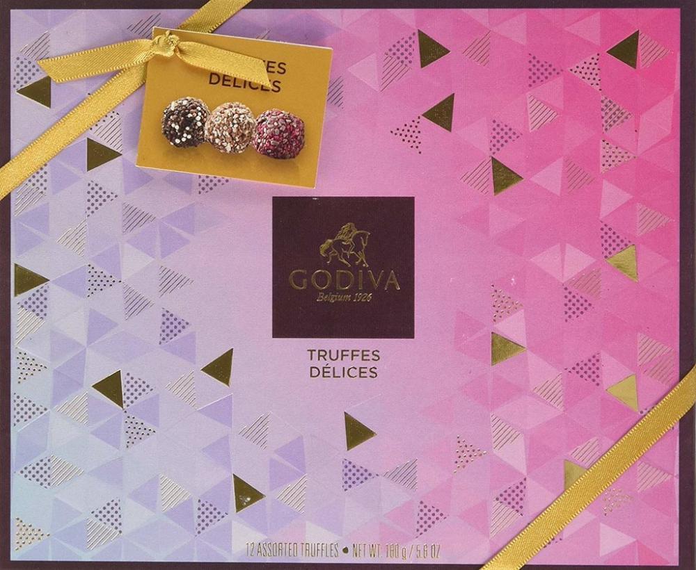 Godiva Chocolate Assortment 160g