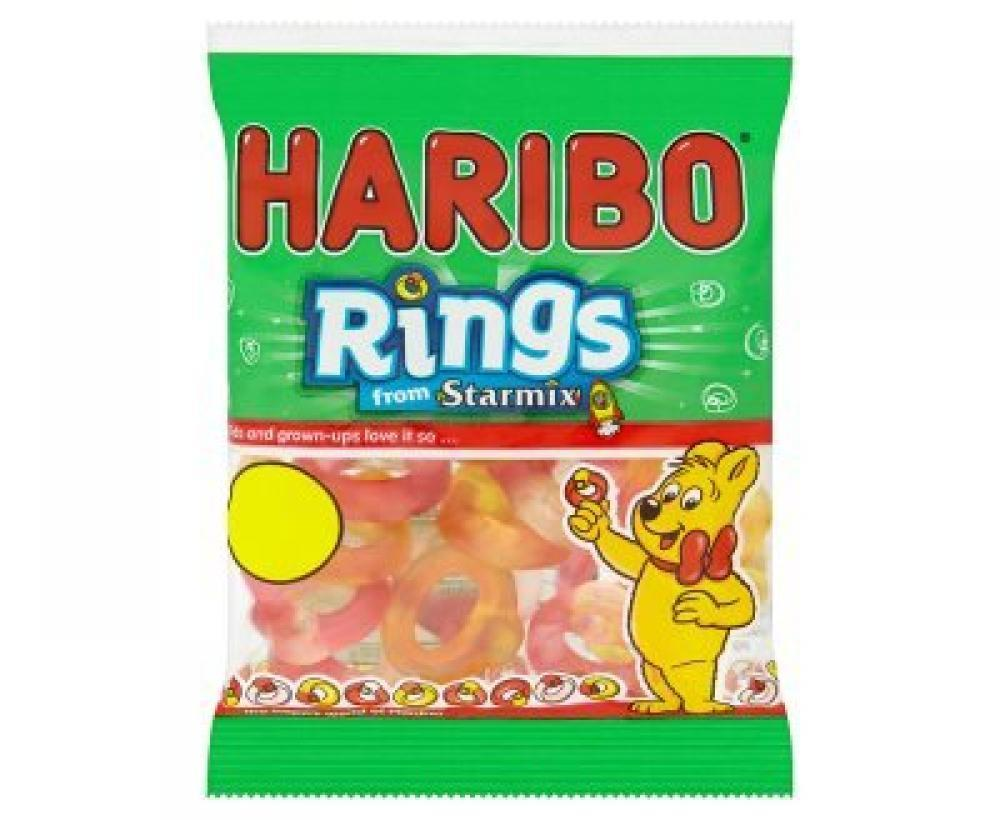 Haribo Rings 38g