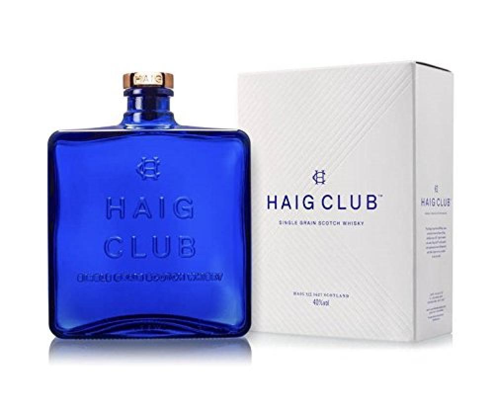 Haig Club Single Grain Scotch Whisky 70 cl