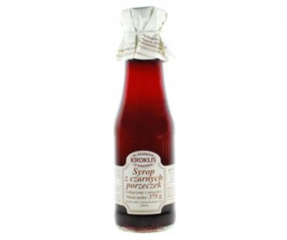 Krokus Blackcurrant Syrup 300g