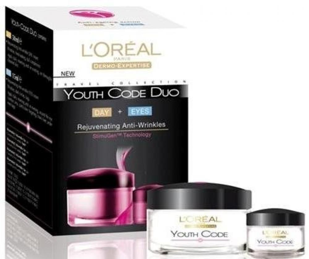 LOreal Youth Code Duo Set