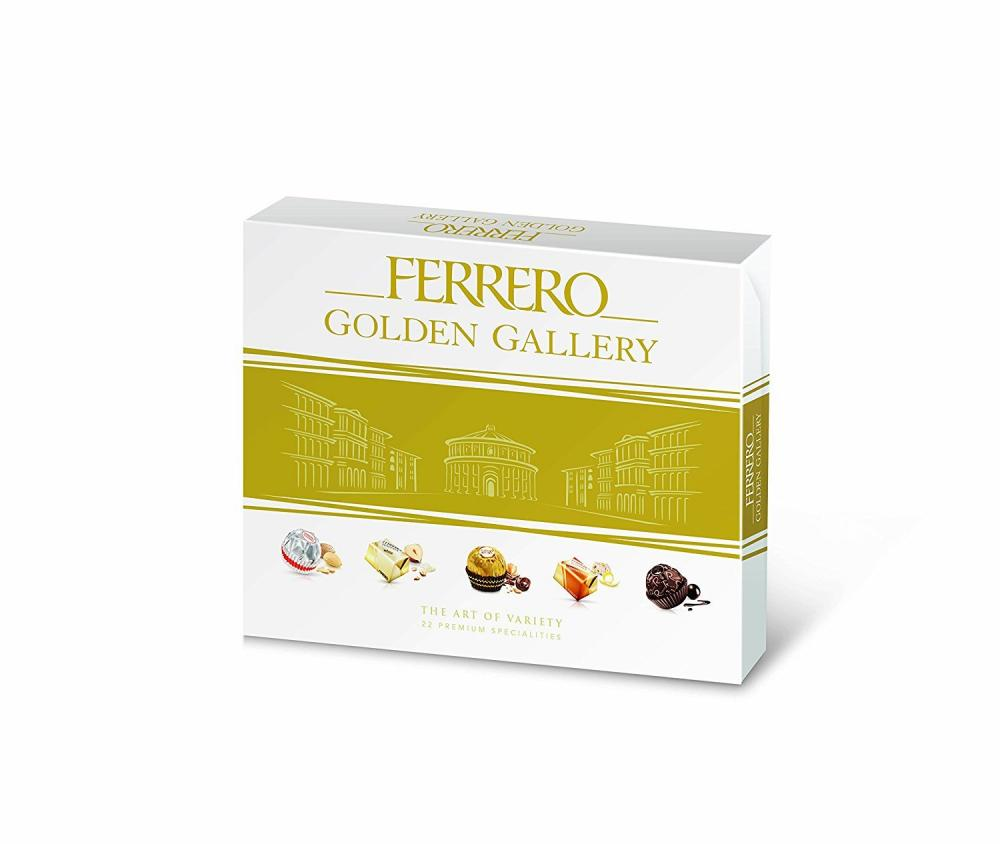 Ferrero Golden Gallery The Art Of Variety 22 Pieces