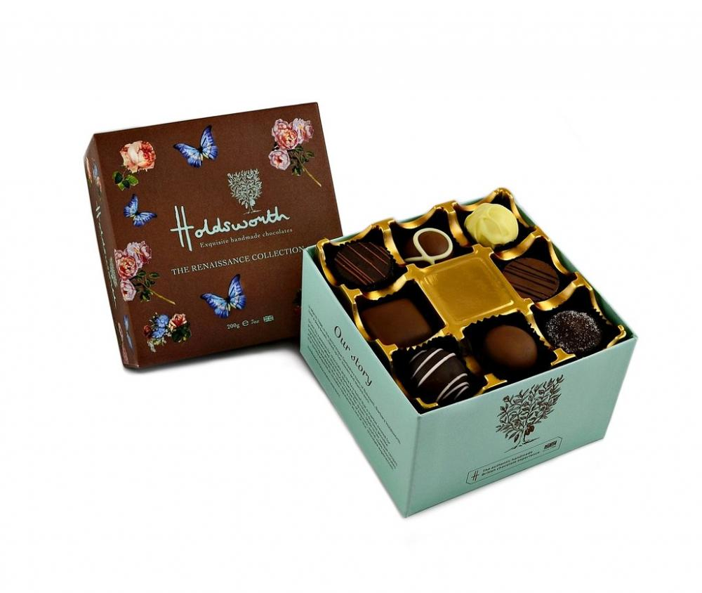 Holdsworth Exquisite Handmade Chocolates The Renaissance Collection 200g