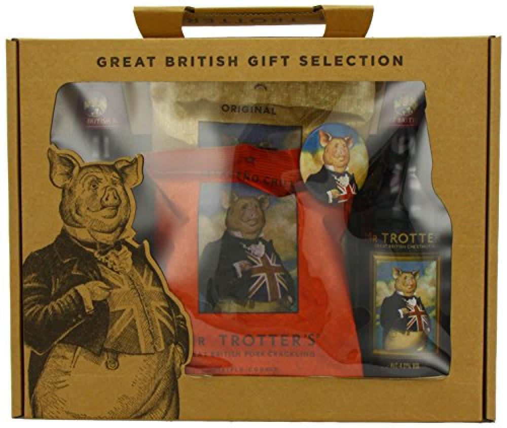 Mr Trotters Great British Gift Pack