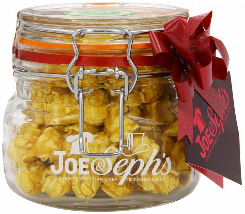 Joe and Sephs Popcorn with Gin and Tonic 80g