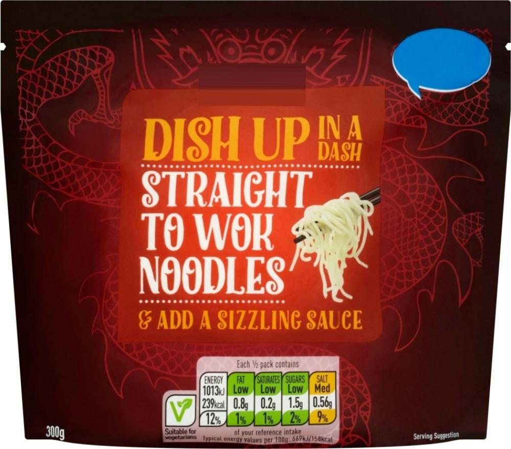 Perfectly Good Straight To Wok Noodles 300g