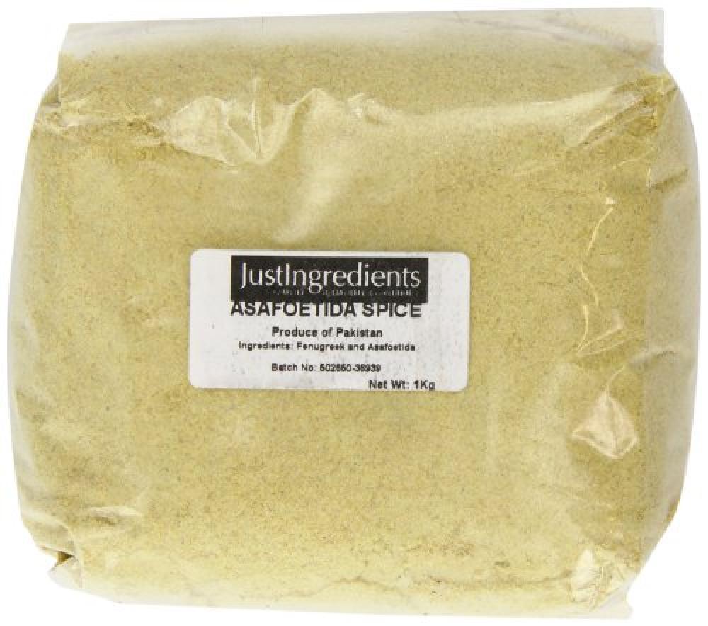 JustIngredients Essential Asafoetida Spice Loose 1 Kg