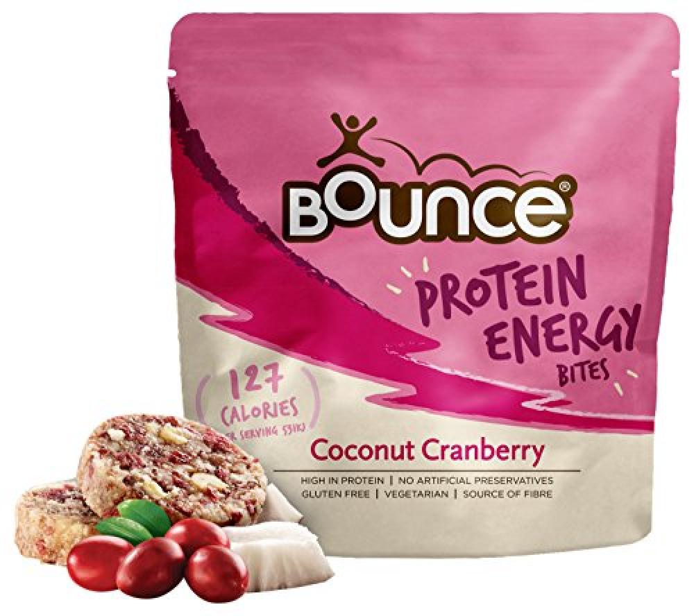 Bounce Protein Energy Bites Coconut Cranberry 30 g