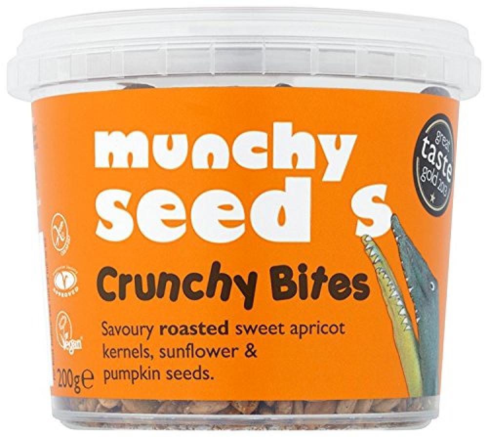 Munchy Seeds Crunchy Bites 200g