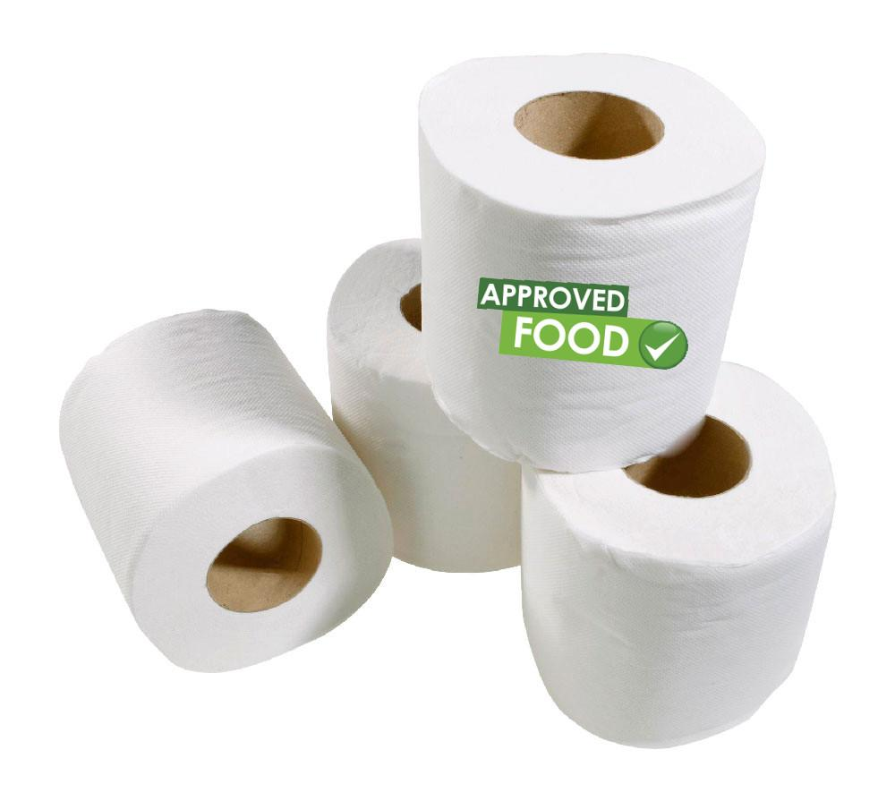 Perfectly Good Quilted Toilet Roll 4 pack