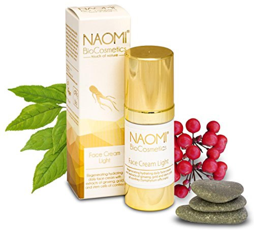 FURTHER REDUCTION  Naomi BioCosmetics Light Cream 30ml