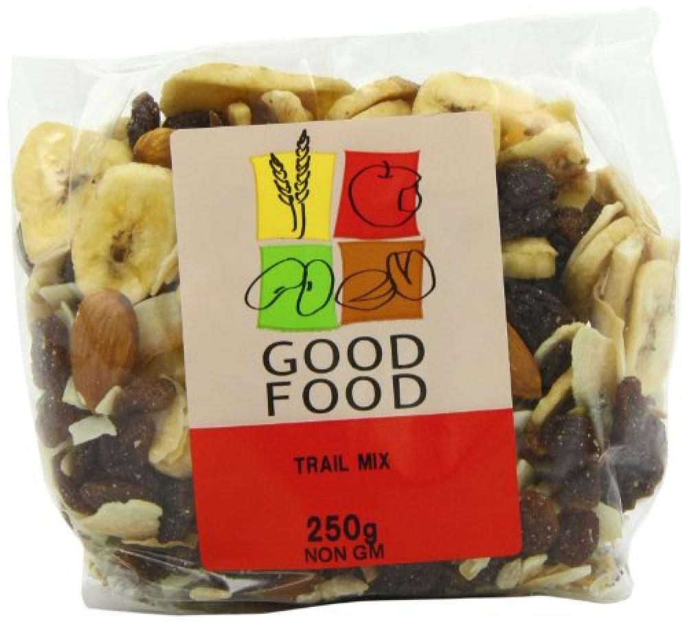 Mintons Good Food Pre-Packed Trail Mix 250 g