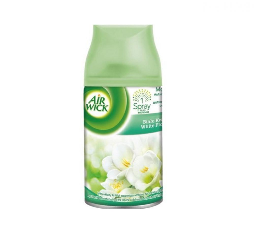 Air Wick Freshmatic Refill White Flowers 250ml Approved Food