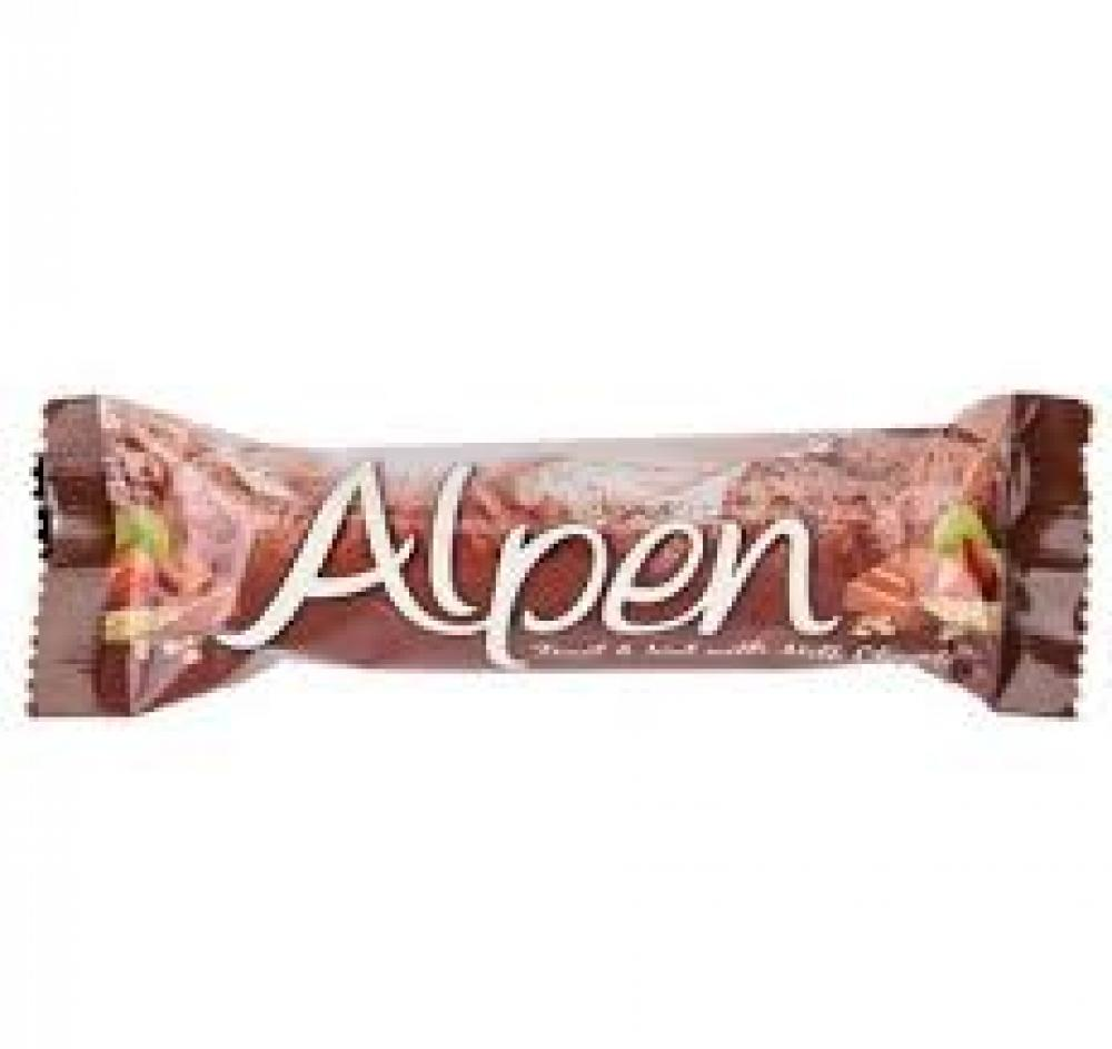Alpen Fruit and Nut With Milk Chocolate 29g