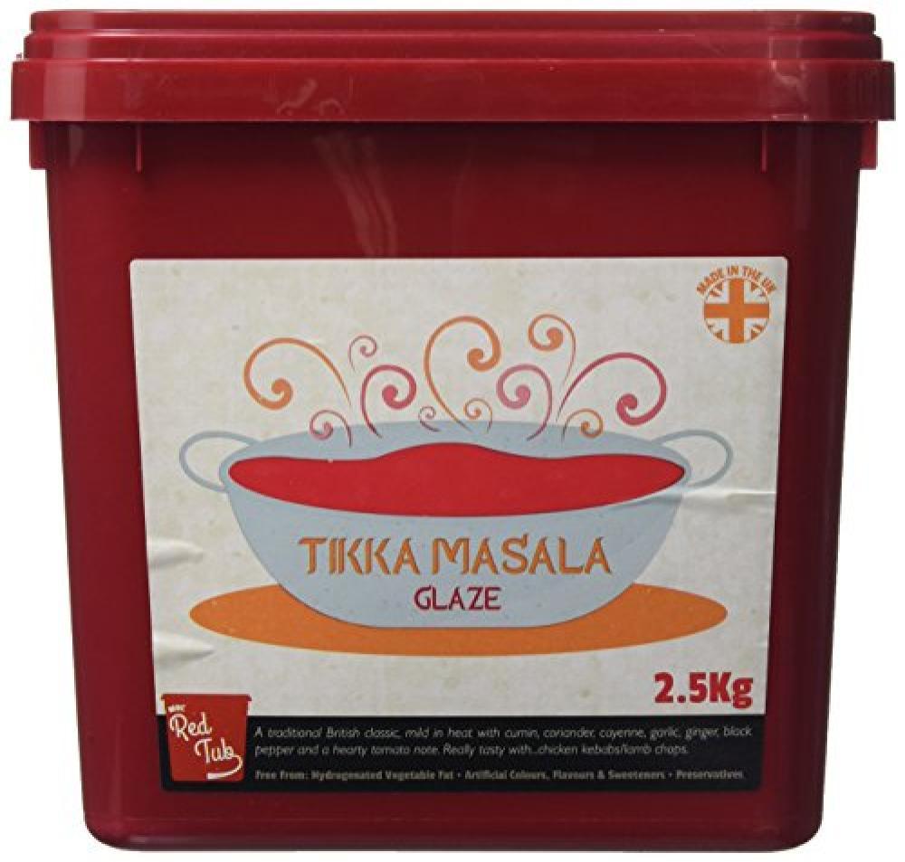 MRC Red Tub Tikka Masala Glaze 2500g