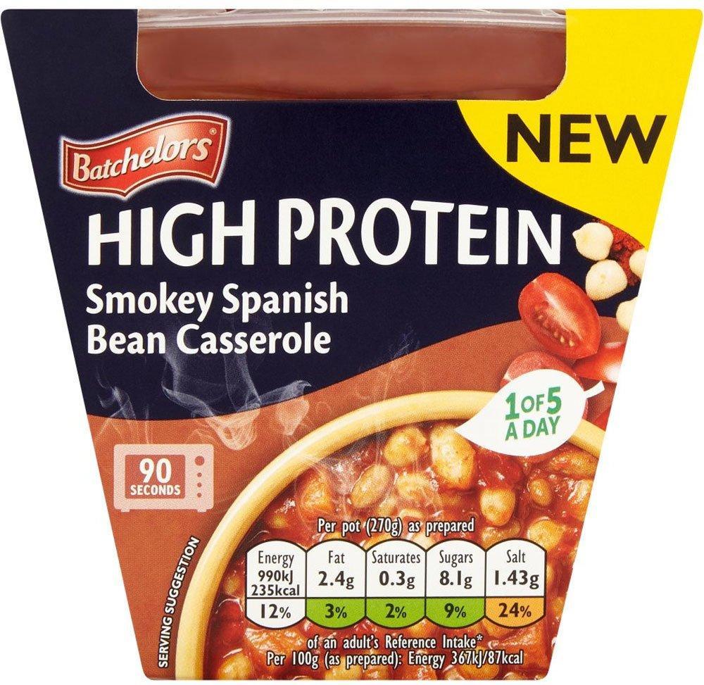 Batchelors High Protein Smokey Spanish Bean Casserole 270g