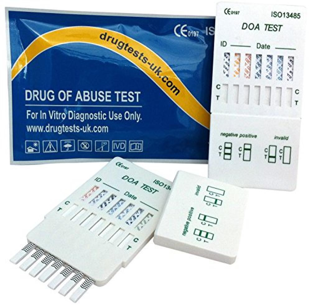 Drugtests Drug of Abuse Test
