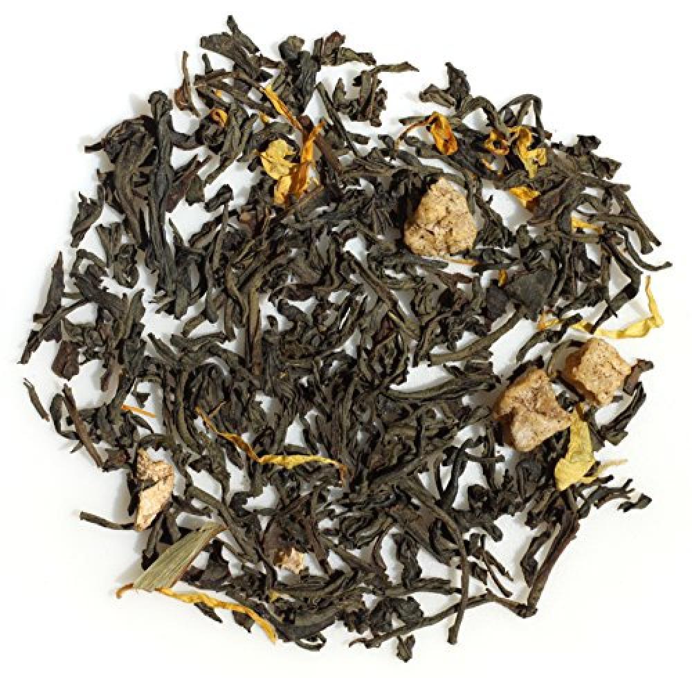 Tea People Sunny Ceylon Lemon and Ginger Black Loose Tea 500g