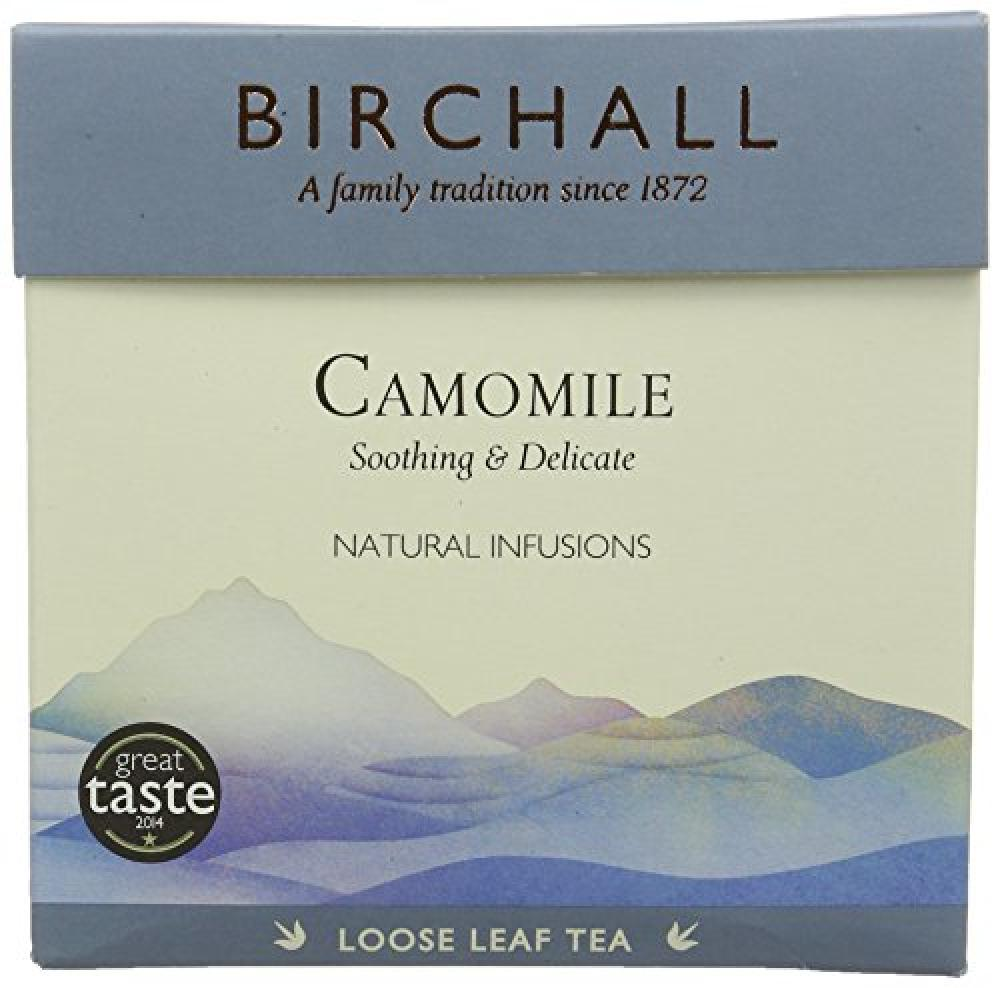 Birchall Camomile Loose Leaf Tea 75g