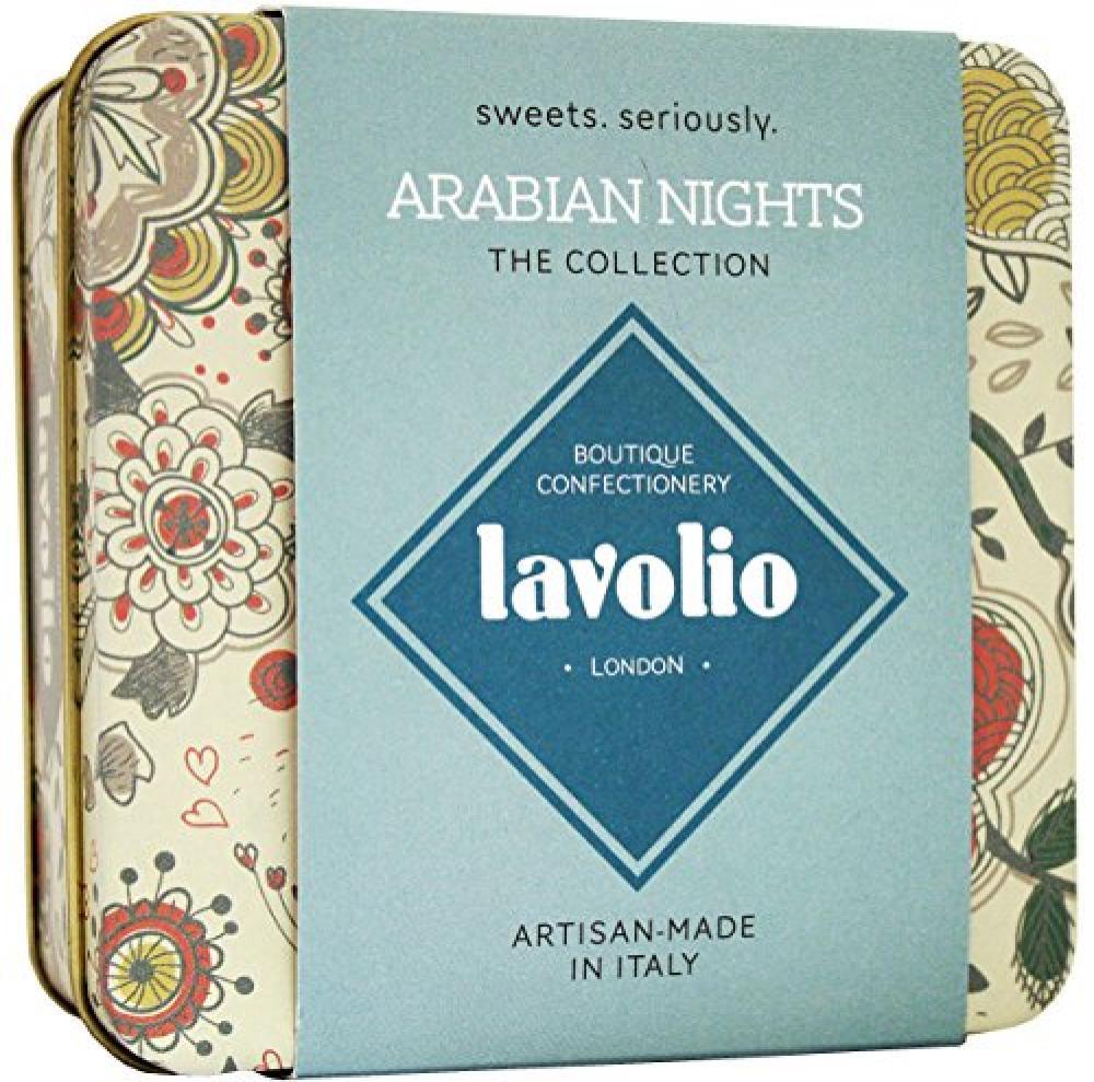 Lavolio Arabian Nights Tin 175G