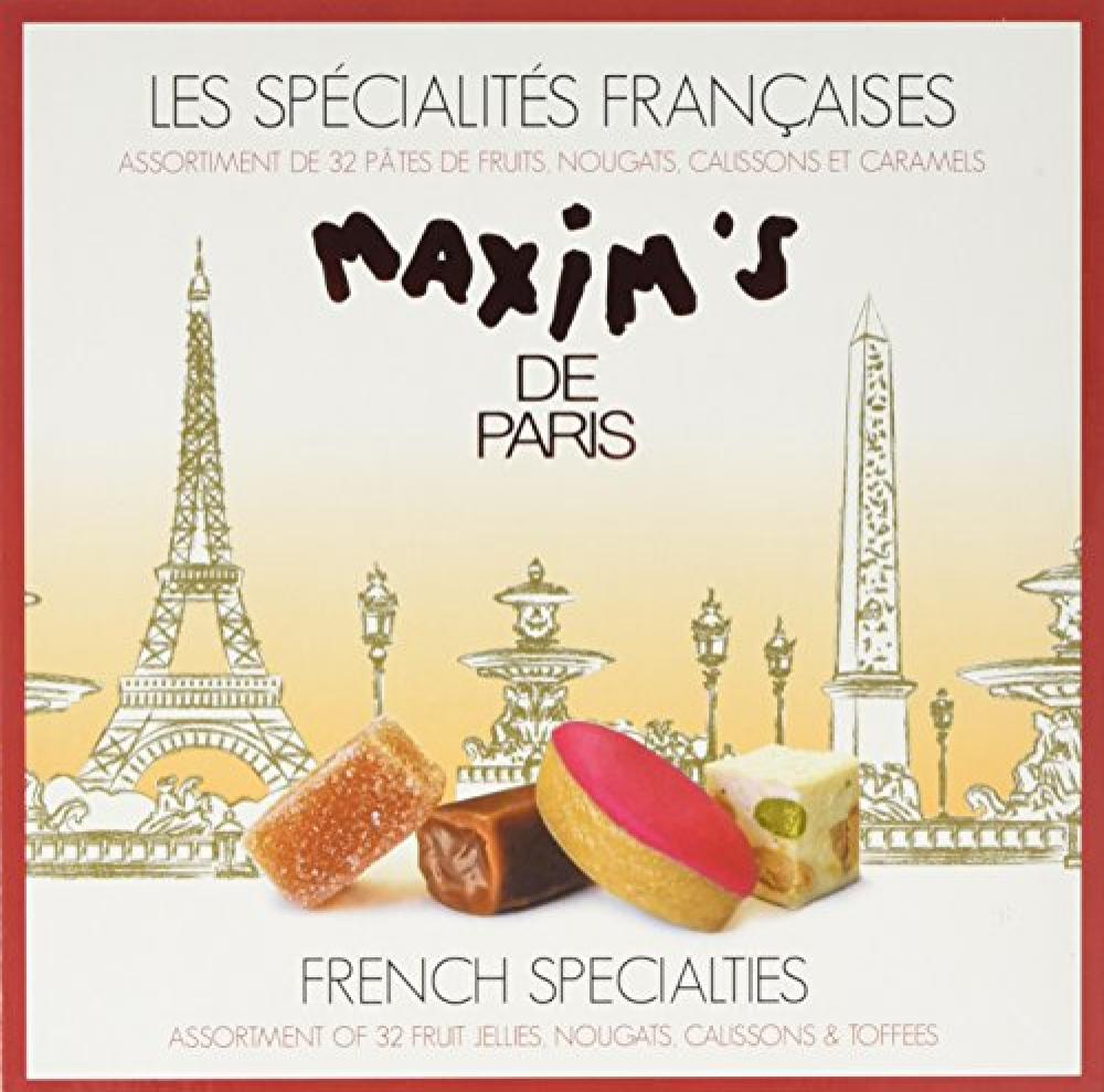 Maxims de Paris Assortment of French Specialties 195g
