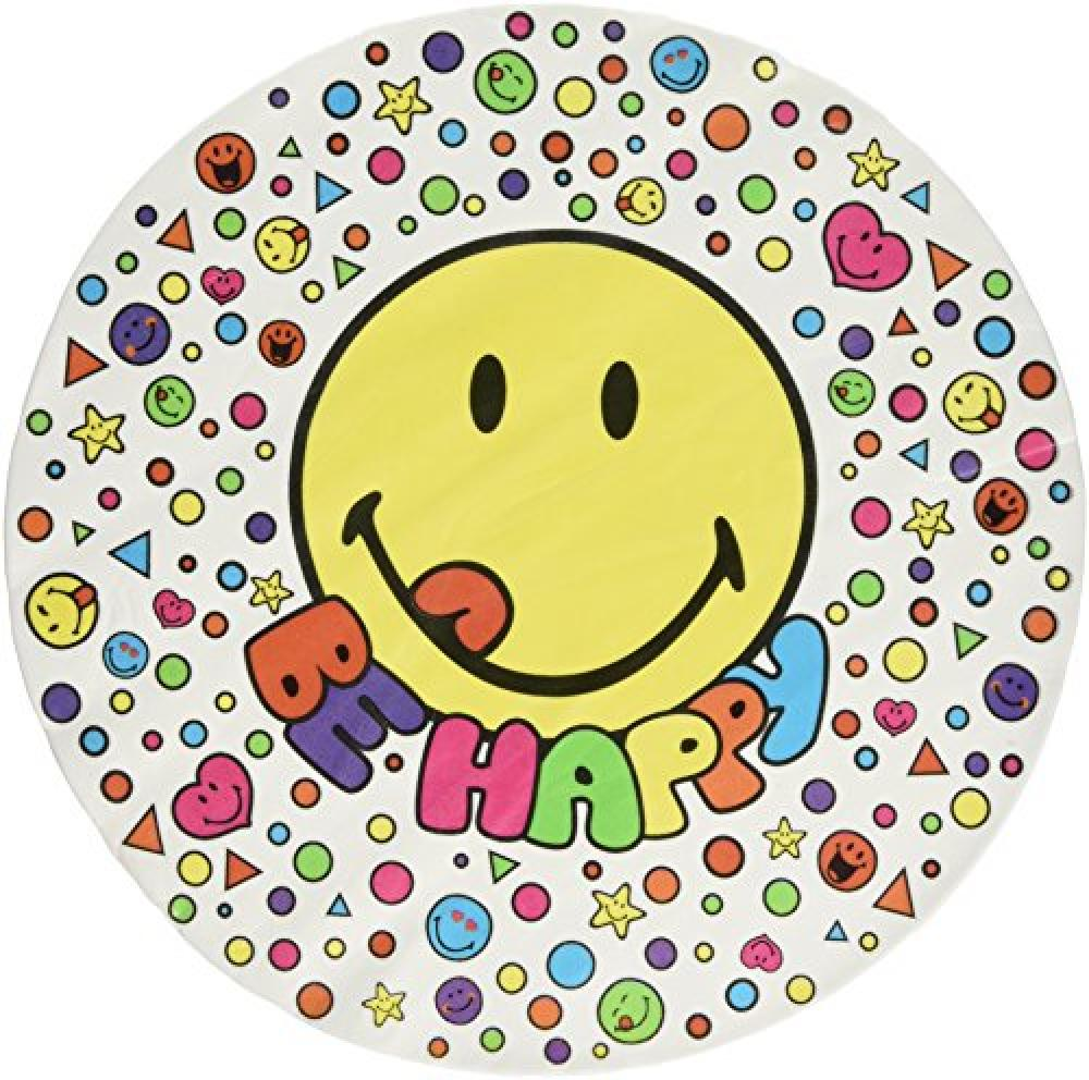 Back and Decor Gunthart Smiley Cake Cover