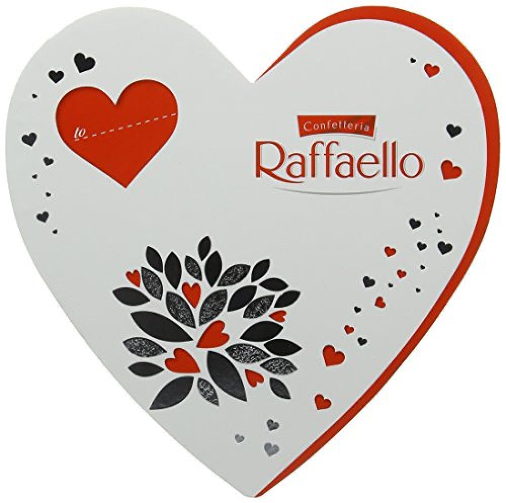 Ferrero Raffaello 14-Piece Heart Box