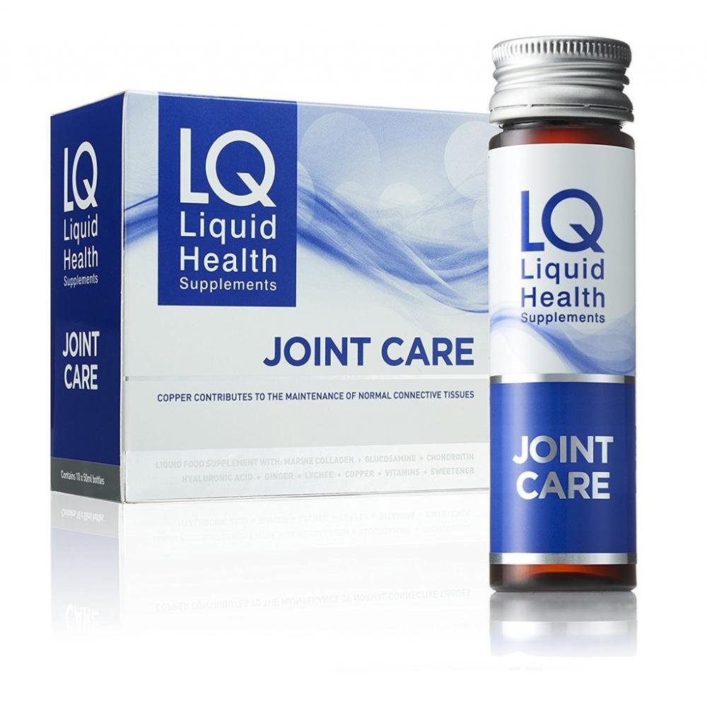 LQ Liquid Health Joint Care for 10 Days 1 Box 10x50ml
