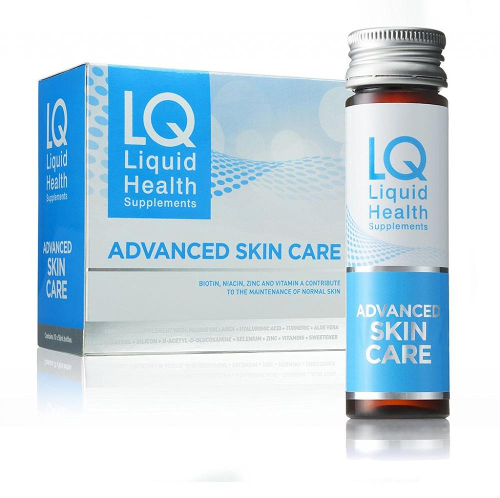 CASE PICK  LQ Liquid Health Advanced Skin Care 10 Days